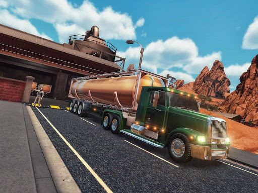 Offroad Truck Construction Transport 1.7 screenshots 15