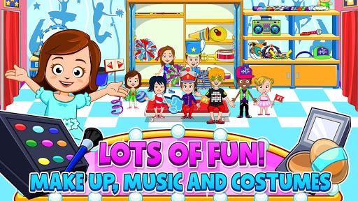 My Town : Dance School. Girls Pretend Dress Up Fun 1.19 screenshots 3