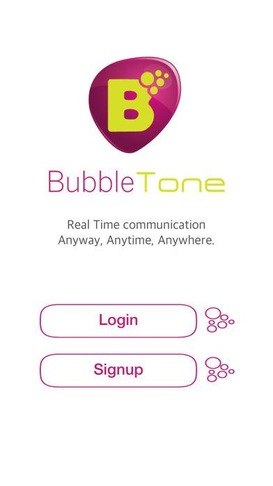 BubbleTone- screenshot