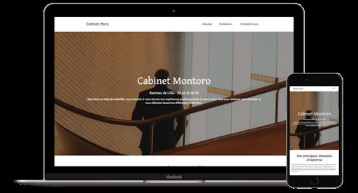 Créer un site d'avocat