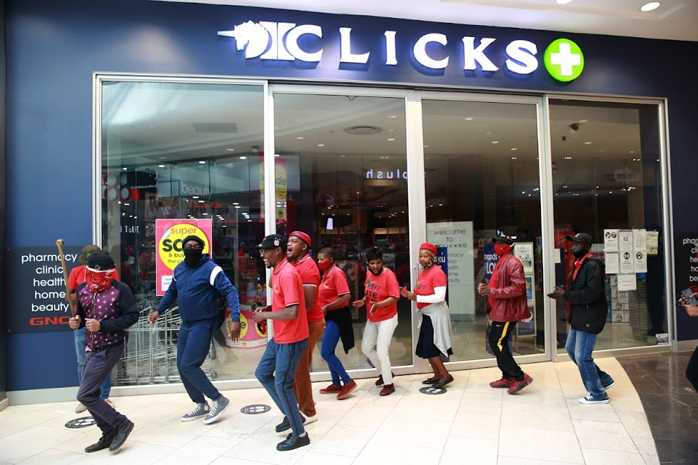 Gobodo resigns from Clicks to pursue passion to campaign against racism and women prejudice - SowetanLIVE