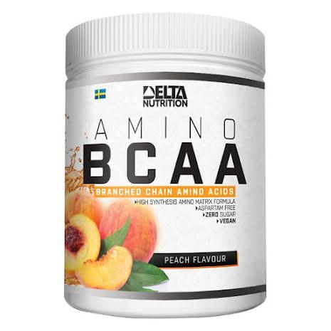 Delta Nutrition BCAA 400g - Peach Flavour