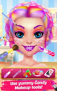 Candy makeup beauty game sweet salon makeover android apps on candy makeup beauty game sweet salon makeover screenshot thumbnail solutioingenieria Image collections