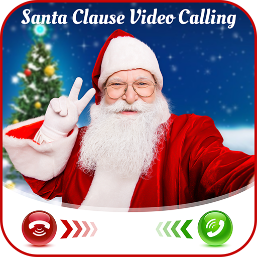 Santa Claus Video Calling Prank