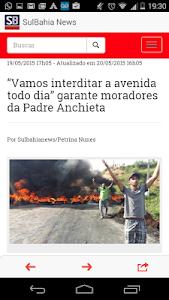 Sul Bahia News screenshot 2