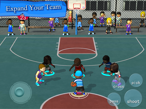 Street Basketball Association 3.1.6 screenshots 6