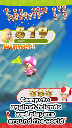 Super Mario Run 2.0.0 screenshot 1166874