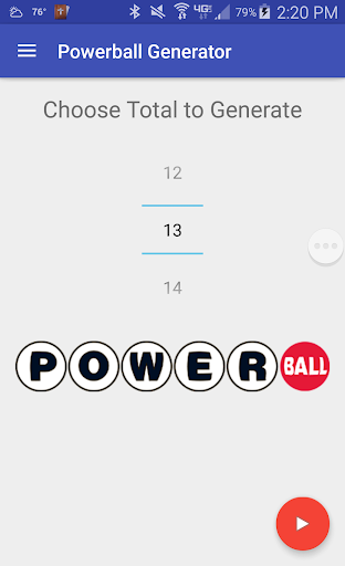 Powerball Generator