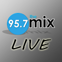95.7 The Mix Live icon