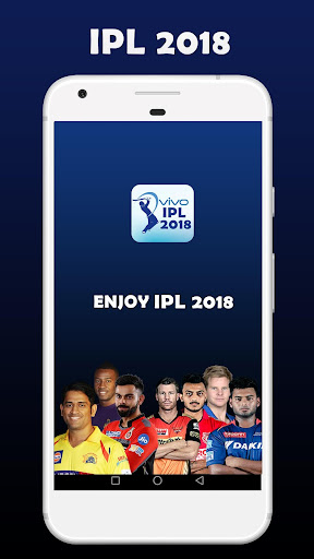 IPL 2018,Schedule,Team,News,Live Score for PC