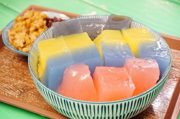 來特冰淇淋 IG打卡人氣美食 彩色粉粿冰、騷冷冰、冰淇淋蛋糕、手工冰淇淋|近京華城|附菜單MENU