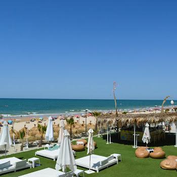 sièges de plage hamac onhotel