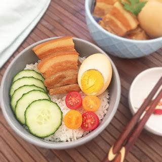 Vietnamese Braised Pork – Thit Heo Kho.
