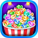 Popcorn Maker - Yummy Rainbow Popcorn Food icon