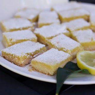 Best Lemon Bars.