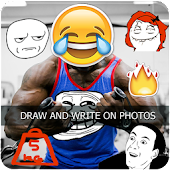Draw and Write on Photos