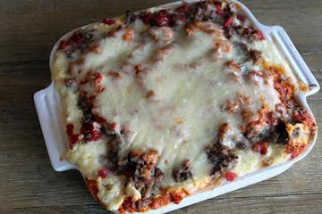 Lasagna With Vodka Sauce Recipe