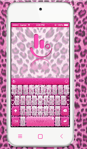 TouchPal Pink Sexy Theme