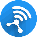 ShareOnWifi: P2P file sharing icon