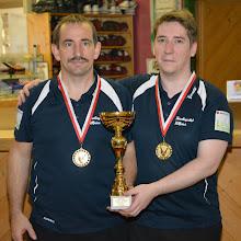 Photo: Doppel Herren LL – 1. Platz: BC Killpins1