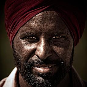 by Jon de Guzman Jr - People Portraits of Men