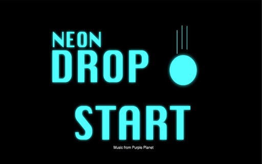 Neon Drop - It's been dropped