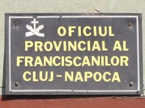 Photo: Nr.4 - Oficiul Provincial al Franciscanilor - (2011.05.25)