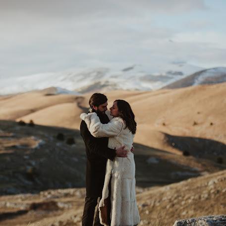 Wedding photographer Giovanni Soria (Soriafilms). Photo of 12.02.2018