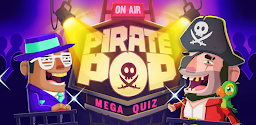 Pirate Pop Mega Quiz - Trivia games icon