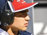 Sensationele terugkeer: anderhalf jaar na horrorcrash in Spa-Francorchamps is Correa weer klaar om te racen