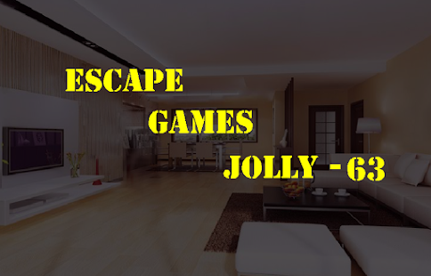 Escape Games Jolly-63 - náhled