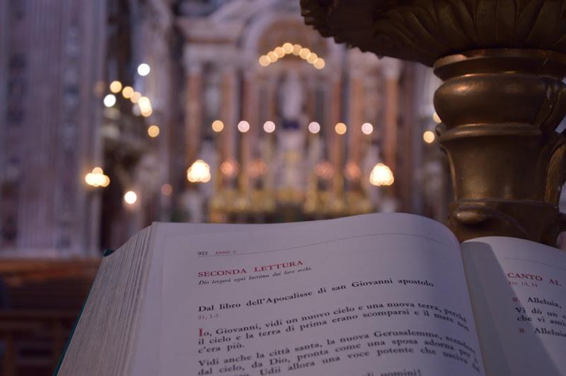 lettura sacra  di g.de.f