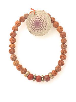 Ancient Trust Rudraksha armband