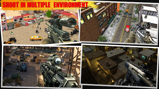 Sniper Traffic Shooter - New shooting games - FPS 1.8 de.gamequotes.net 4