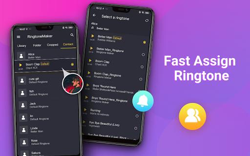 Ringtone Maker - Mp3 Editor & Music Cutter 2.5.7 screenshots 12
