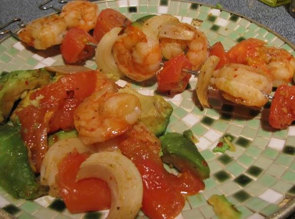 Whiskey Apple Bbq & Asian Ginger Shrimp Skewers Recipe