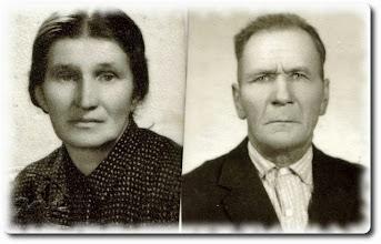 Photo: Waleria i Bronisław ZUBEK.