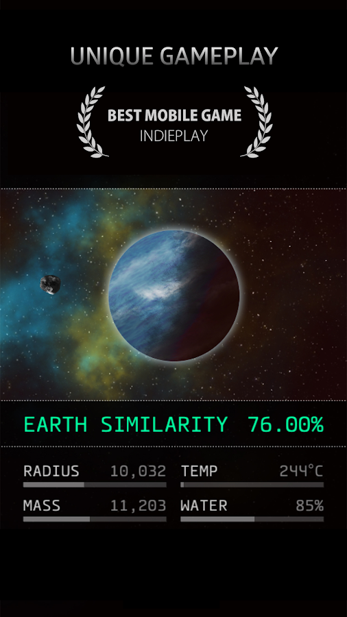 OPUS: The Day We Found Earth- screenshot
