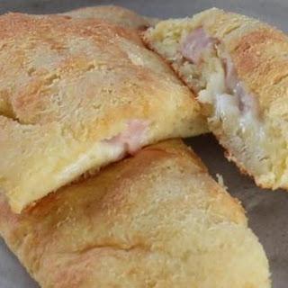 Ham and Cheese Hot Pockets Recipe