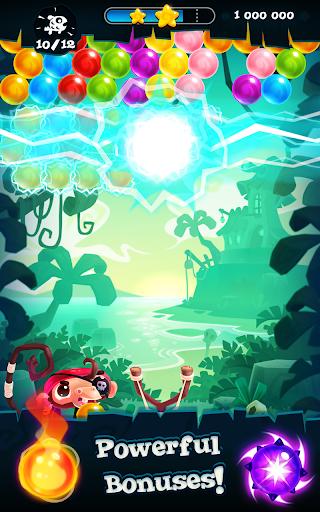 玩免費街機APP|下載Monkey Pop - Bubble game app不用錢|硬是要APP