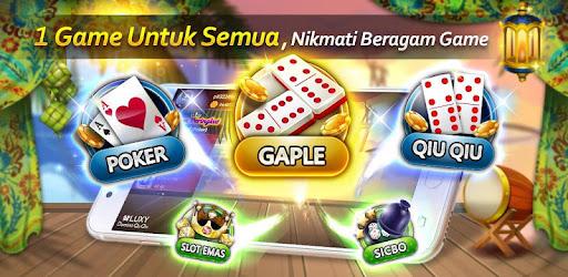 Download LUXY : Domino & Poker - Gaple QiuQiu QQ 99 Remi ...