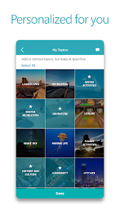 Outings: Discover Your Next Scenic Trip Screenshot
