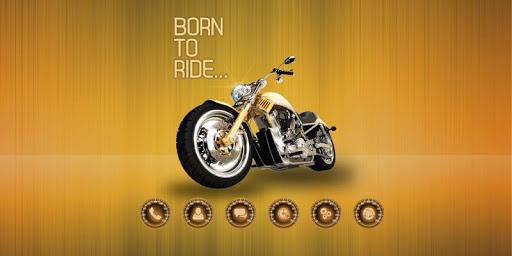 摩托車主題-為摩托車而生