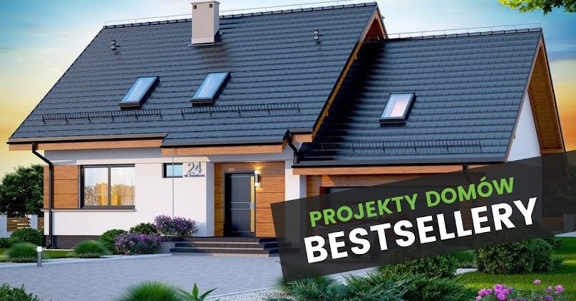 Najpopularniejsze projekty domów w 2018 roku