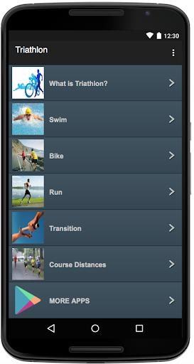 玩免費運動APP|下載トライアスロン app不用錢|硬是要APP