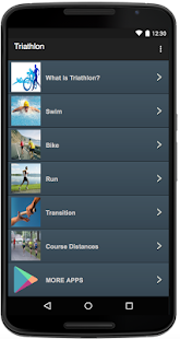 Triathlon- screenshot thumbnail