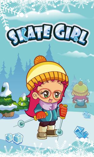 スケートガール - 雪&アイススポーツ達人