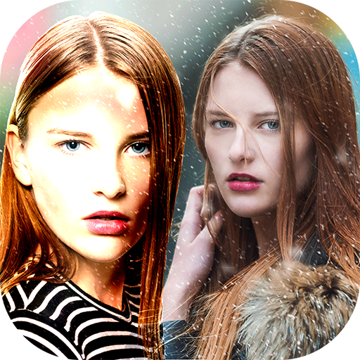 Photo Blend Camera Effects Icon