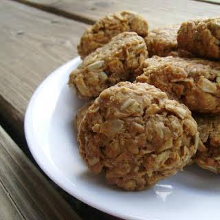 3 Ingredient Toddler Cookies.