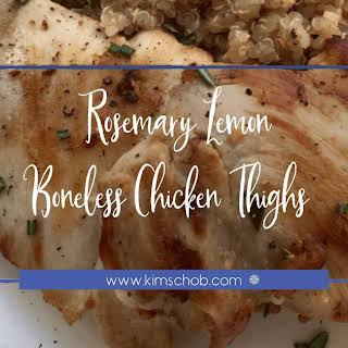 Lemon Chicken Thighs Boneless Skinless Recipes.